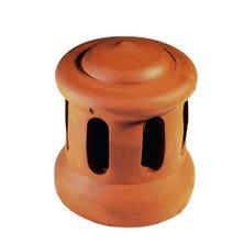 Lanterne grand modèle 126 (Section d'aération 80 cm2) Rouge